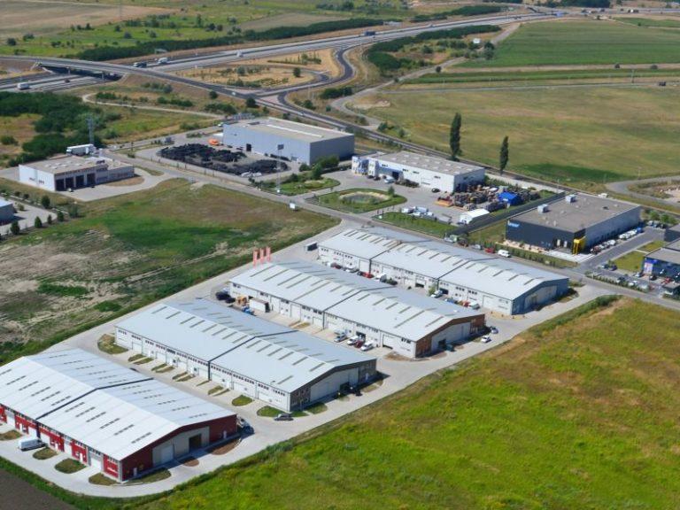 IndustriaHáz nagytarcsai épületek